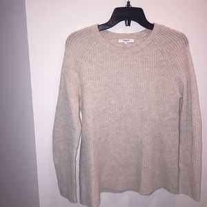 Madewell Sweater w/ Elbow-pads